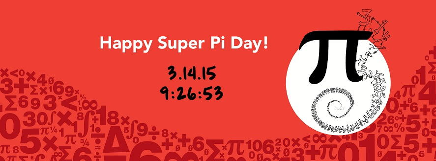 Pi DAy 2015 happy