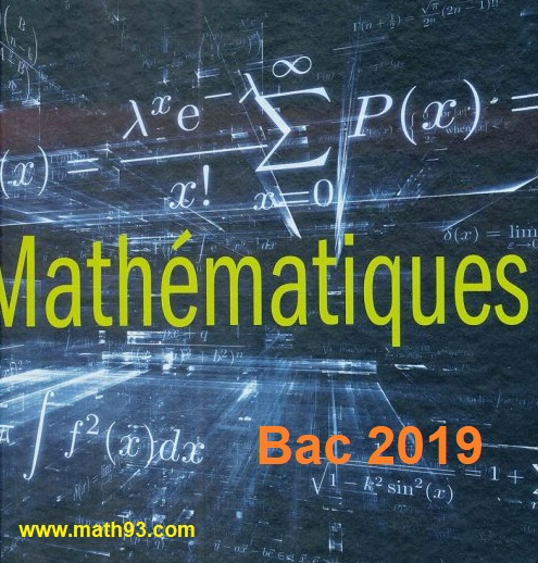 La calculatrice au bac 2019